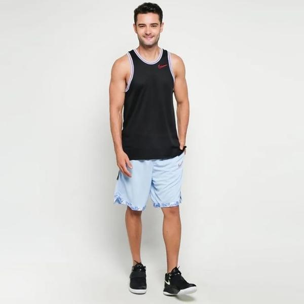 Nike Dri-FIT Classic 男裝 球衣 籃球 休閒 吸濕 排汗 刺繡 黑【運動世界】BV9357-011
