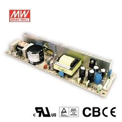 MW明緯 LPS-75-12 12V單輸出電源供應器 (74.4W) PCB板用