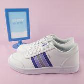 【iSport愛運動】K-SWISS COURT CLARKSON 休閒鞋 96315191 女款 白紫