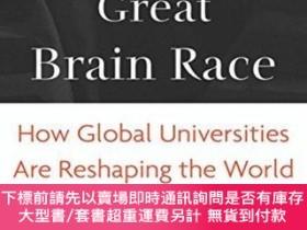 二手書博民逛書店The罕見Great Brain RaceY255174 Ben Wildavsky Princeton Un