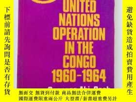 二手書博民逛書店THE罕見UNITED NATIONS OPERATION IN