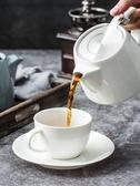 北歐小型紅色陶瓷家用咖啡壺創意簡約美式下午茶紅茶壺帶濾網訂製ATF 錢夫人小鋪