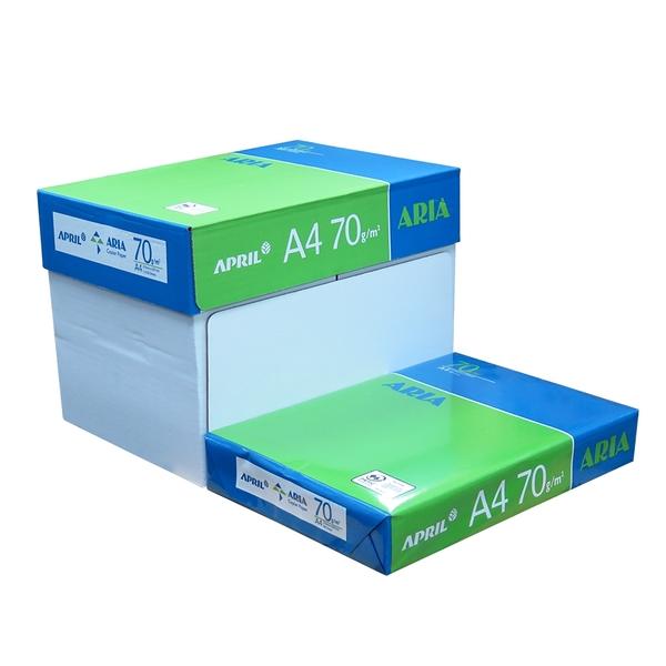【奇奇文具】ARIA 70P A4 影印紙(1箱5包)