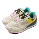 PONY 繽紛韓風復古慢跑鞋 SOLA-V2  棕綠紫 44W1SO86OW 女  6折零碼好康