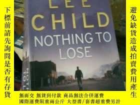 二手書博民逛書店Nothing罕見to LoseY15389 :Lee Chil