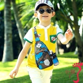 兒童包包 兒童小包包斜挎包男童胸包休閑小學生韓版潮戶外旅游背包女單肩包
