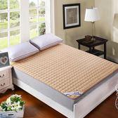 床墊夏季薄款1.5m學生宿舍單人0.9米席夢思護墊可水洗 愛麗絲精品igo
