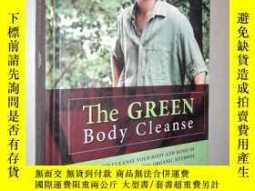二手書博民逛書店The罕見Green Body Cleanse: How to