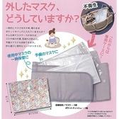 【南紡購物中心】【Alphax】口罩收納專用包 兩入/組