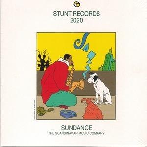 【停看聽音響唱片】【CD】眾藝人:Stunt Records 2020發燒爵士精選