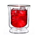 雙層玻璃威士忌杯-(200ml)-2入 ...