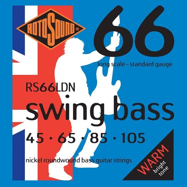 小叮噹的店 英國ROTOSOUND RS66LDN (45-105) 電貝斯弦 Nickel 旋弦公司貨