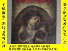 二手書博民逛書店法語原版罕見Ghost story de Peter Strau