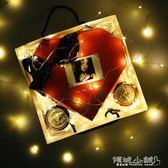彈跳盒子 彈跳盒子驚喜爆炸盒子相冊diy手工創意七夕情人節禮物 傾城小鋪