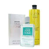 LUYA 平衡洗髮精1000ml + 柳屋 髮根精華液(頭皮水) 240ml