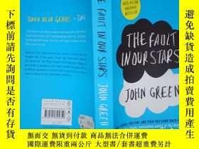 二手書博民逛書店The罕見Fault in Our Stars(詳見圖)Y6583 The Fault in Our Star