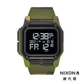 NIXON 手錶 原廠總代理 A1180-3175 叢林迷彩 美國特種部隊軍事潛水錶