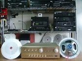 VITECH 廣播綜合擴主機 卡拉OK擴大機 80W*80W含高功率崁入式20w喇叭-組合4