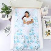 酒店隔臟睡袋成人便攜式戶外室內旅游賓館單人雙人旅行床單igo 凱斯盾數位3C