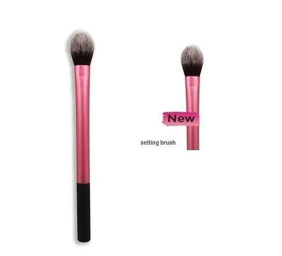 【愛來客 】英國Real Techniques Setting Brush 1413# 專業定妝蜜粉高光提高刷化妝刷