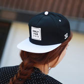 Qmigirl 韓版秋冬 少女時代同款嘻哈棒球帽 鴨舌帽子 【QG1718】