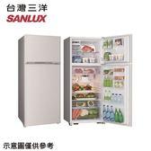 【 SANLUX三洋】480公升雙門冰箱SR-B480B-電電購.