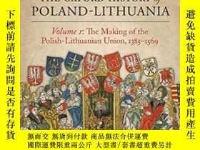 二手書博民逛書店The罕見Oxford History Of Poland-li