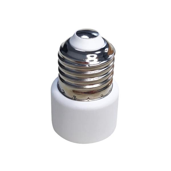 E27轉接2孔插座 轉接頭 E27頭轉插座 轉接燈頭座 轉換插頭 燈泡座轉接頭 ⭐星星小舖⭐