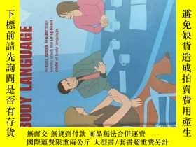 二手書博民逛書店Body罕見Language: Actions Speak Lo