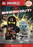 LEGO NINJAGO (樂高旋風忍者):LEGO NINJAGO BREAKOUT