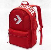 CONVERSE ONE ALL STAR 紅色帆布雙肩後背包 NO.10005969-A04