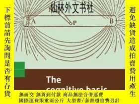 二手書博民逛書店【罕見】The Cognitive Basis Of ScienceY27248 Peter Carruthe