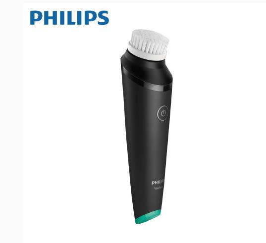 [PHILIPS 飛利浦]超長效控油潔膚儀-時尚黑 MS5030
