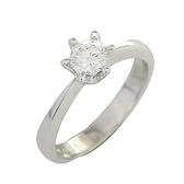 JEWELRY 鑲0.32ct鑽石K18WG戒指 Diamond 0.32ct Ring 【BRAND OFF】