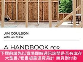 二手書博民逛書店預訂A罕見Handbook For The Sustainable Use Of Timber In Constr