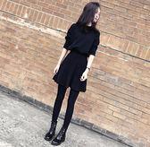 【618好康又一發】女裝韓版針織百褶裙