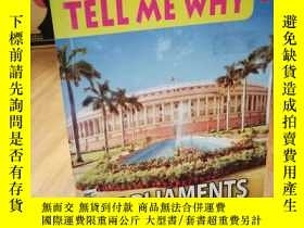 二手書博民逛書店TELL罕見ME WHY(56)Y12800 PARLIAMEN