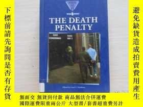 二手書博民逛書店THE罕見DEATH PENALTY 精裝! 723Y10970