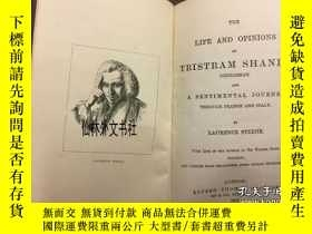二手書博民逛書店【罕見】1867年出版 The Life and Opinion