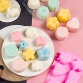 硅膠果凍模具做白涼粉兒童