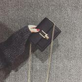新年好禮 白色包包女2018新款潮韓版時尚百搭迷你包簡約斜挎包