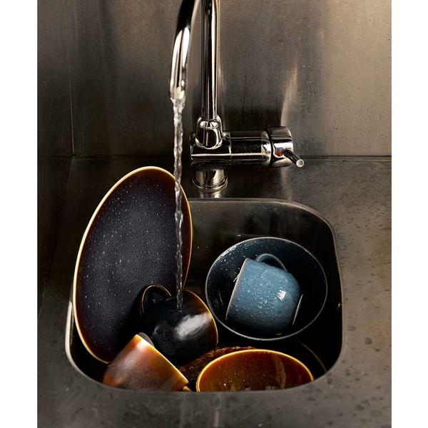 英國Royal Crown Derby-Art Glaze藝術彩釉系列-21CM點心盤-黛紫