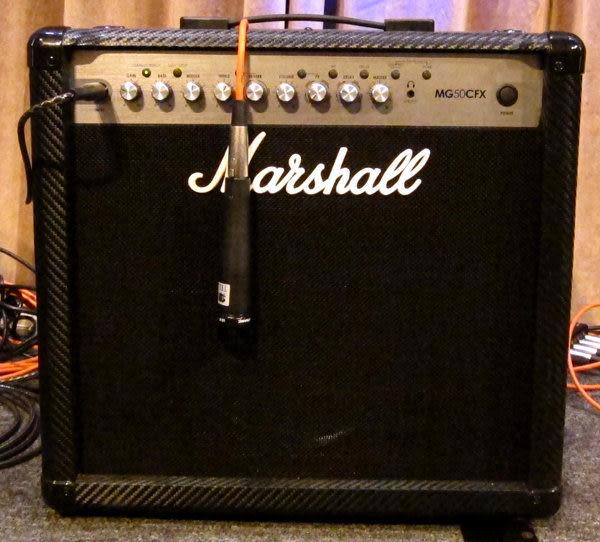 ★集樂城燈光音響★新款Marshall MG50CFX電吉他音箱出租!每個 $999/日(24H)