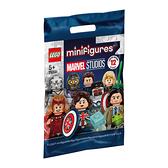 Lego樂高 Minifigures Marvel Studios(成箱36入販售)-加送驚喜禮物包 玩具反斗城