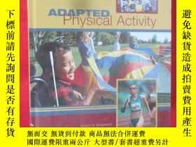 二手書博民逛書店Adapted罕見Physical Activity (16開,