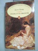 【書寶二手書T9/原文小說_INW】Jane Eyre_Charlotte Bronte