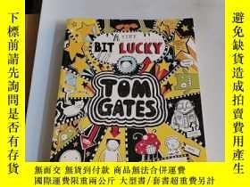 二手書博民逛書店Tom罕見Gates:A TINY BIT LUCKYY246305