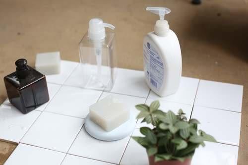 硅藻土廚用吸水肥皂托盤(圓形)(混款)