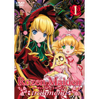 動漫 - 薔薇少女 彷如夢境 Rozen Maiden DVD VOL-1