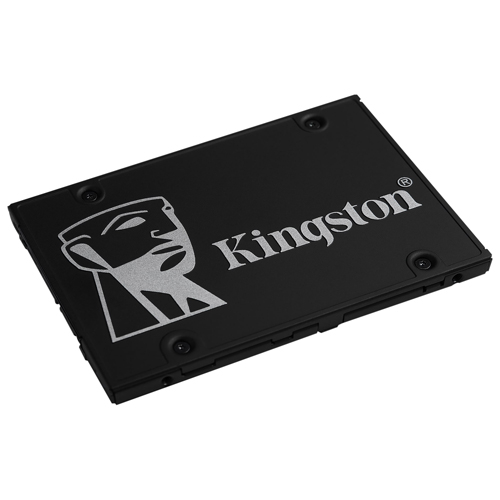 Kingston 金士頓 KC600 256GB 3D TLC 硬體型自我加密 SSD 固態硬碟 SKC600/256G